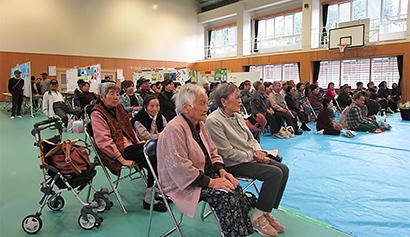 西岳地区ふれあい文化祭